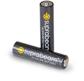 Suprabeam AAA Alkaline batteries