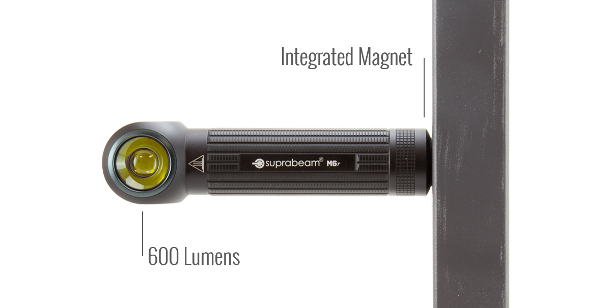 Suprabeam M6r with magnet