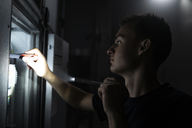 Suprabeam electrician