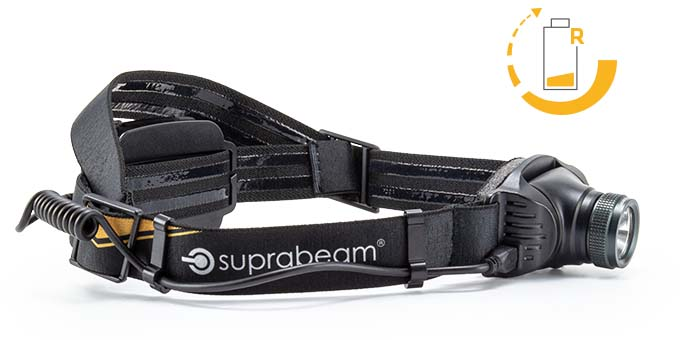 Suprabeam V3pro rechargeable overview