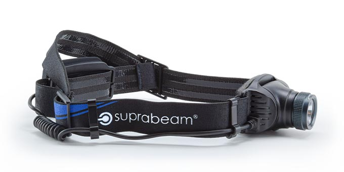 Suprabeam V3air headlamp