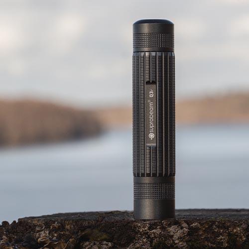 Suprabeam Q3r flashlight