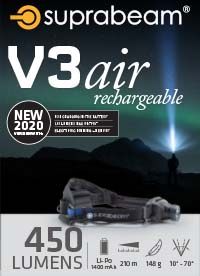 V3air rechargeable factsheet
