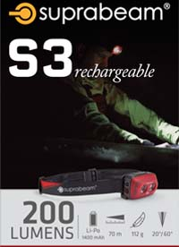 S3 rechargeable factsheet